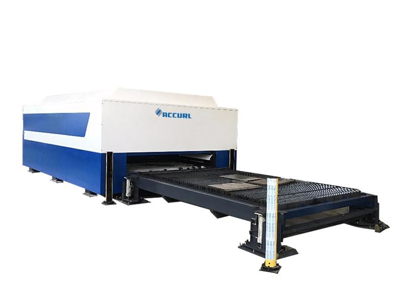 cnc stroj za lasersko rezanje video