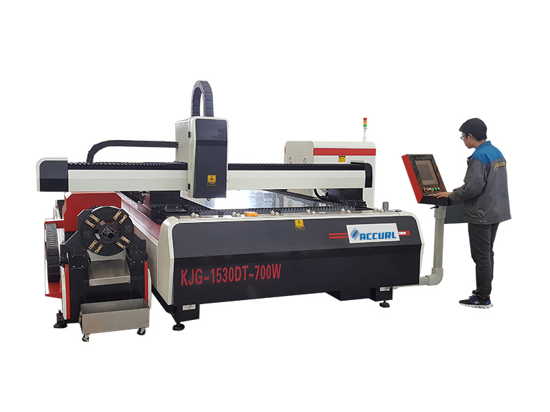 mašina za lasersko rezanje cijevi