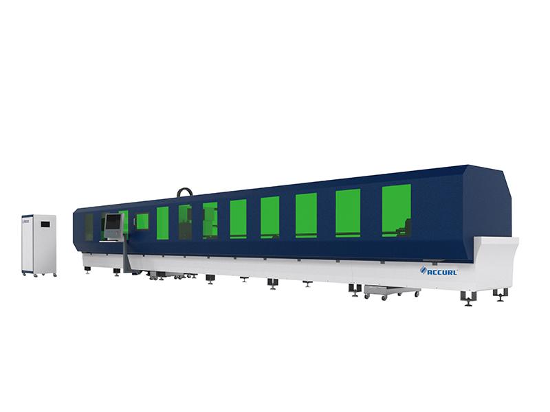 Prodaje se stroj za lasersko rezanje metalnih cijevi