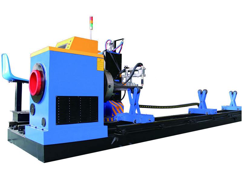 mašina za rezanje metalnih cevi