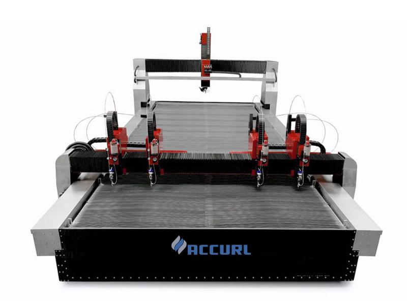 mini mašina za rezanje mlazom vode